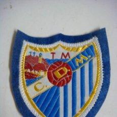 Coleccionismo deportivo: PARCHE DE TELA DEL MALAGA C.F.. Lote 207262400