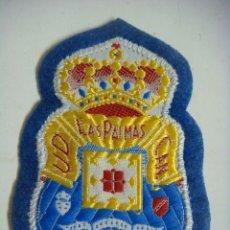 Coleccionismo deportivo: PARCHE DE TELA UNION DEPORTIVO LAS PALMAS. Lote 207262466