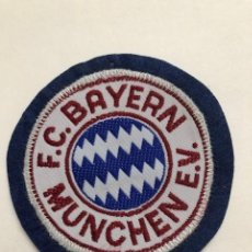 Colecionismo desportivo: PARCHE DE TELA DE F.C. BAYERN MUNCHEN E.V.. Lote 207312375