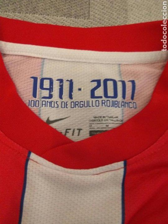 Coleccionismo deportivo: CAMISETA ATLÉTICO MADRID FALCAO NIKE ORIGINAL - Foto 3 - 207546467