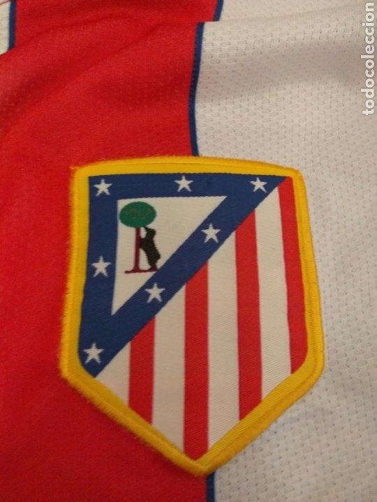 Coleccionismo deportivo: CAMISETA ATLÉTICO MADRID FALCAO NIKE ORIGINAL - Foto 4 - 207546467