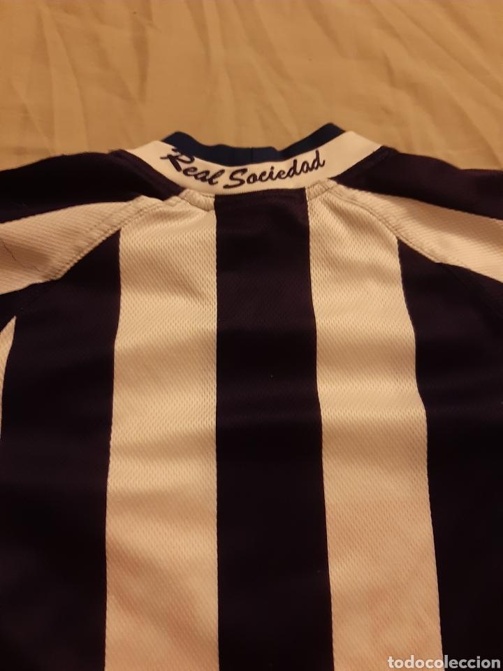 Coleccionismo deportivo: Equipaje Fútbol Real Sociedad - Foto 5 - 209385532