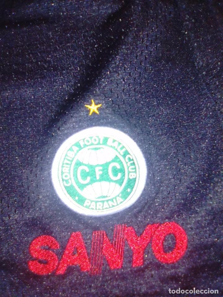Coleccionismo deportivo: Pantalón fútbol Coritiba Brasil - Foto 2 - 209990878