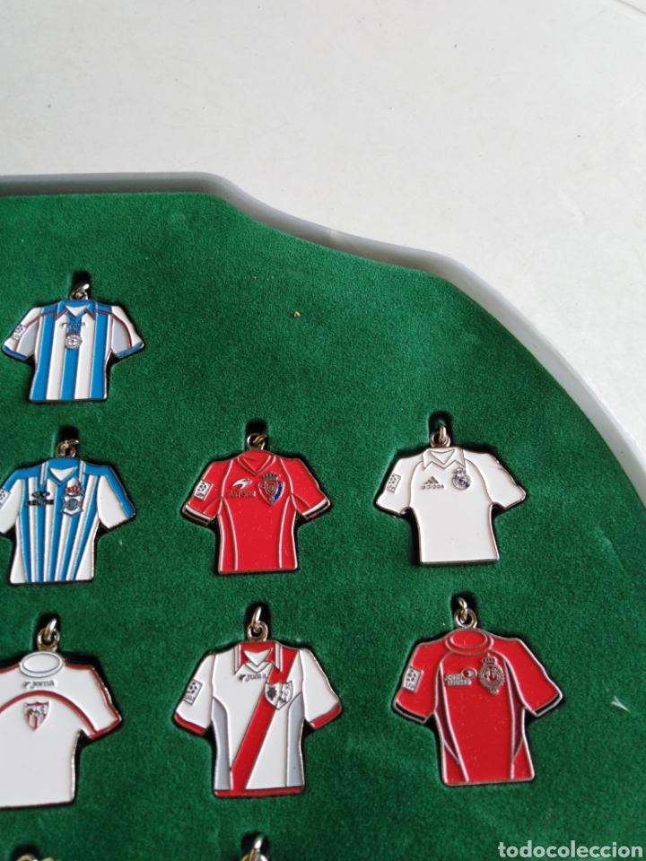 Coleccionismo deportivo: Colección 20 llaveros camisetas equipos 1 división - Foto 3 - 211404444