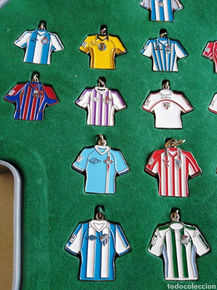 Coleccionismo deportivo: Colección 20 llaveros camisetas equipos 1 división - Foto 4 - 211404444