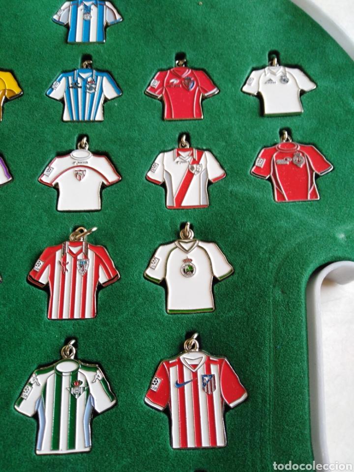 Coleccionismo deportivo: Colección 20 llaveros camisetas equipos 1 división - Foto 5 - 211404444