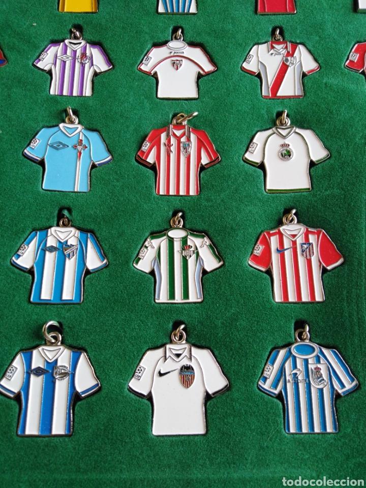 Coleccionismo deportivo: Colección 20 llaveros camisetas equipos 1 división - Foto 6 - 211404444