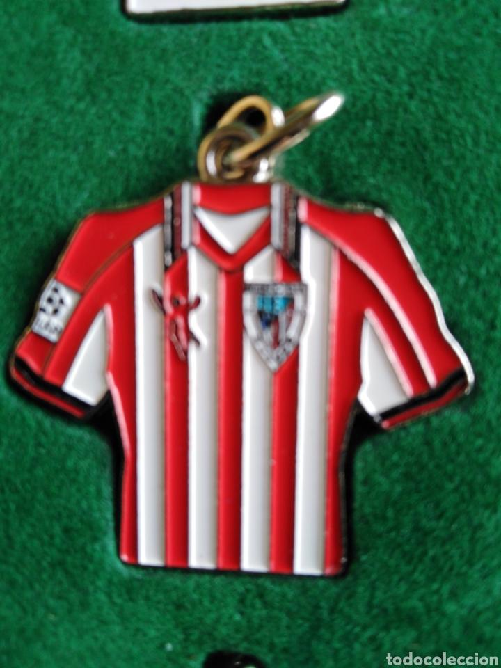Coleccionismo deportivo: Colección 20 llaveros camisetas equipos 1 división - Foto 19 - 211404444