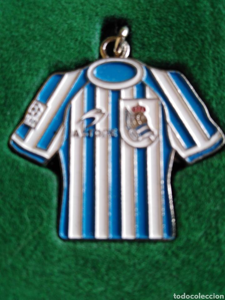 Coleccionismo deportivo: Colección 20 llaveros camisetas equipos 1 división - Foto 26 - 211404444