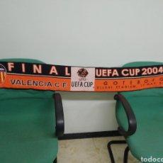 Coleccionismo deportivo: BUFANDA VALENCIA CF. Lote 212158711