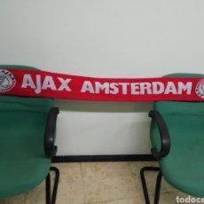 Coleccionismo deportivo: BUFANDA AJAX AMSTERDAM DE HOLANDA. Lote 212172173
