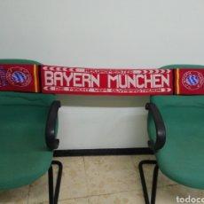 Coleccionismo deportivo: BUFANDA F. C. BAYERN MUNCHEN DE ALEMANIA. Lote 212173386