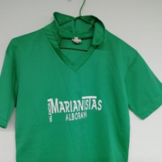 Coleccionismo deportivo: CAMISETA MARIANISTAS ALBORAYA. Lote 212259591