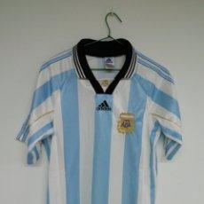 Coleccionismo deportivo: CAMISETA ASOCIACION ARGENTINA DE FUTBOL. Lote 212383340