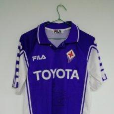 Coleccionismo deportivo: CAMISETA A. C. FIORENTINA. Lote 212383637