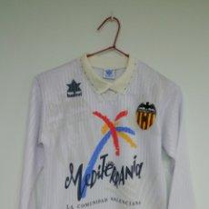 Coleccionismo deportivo: CAMISETA VALENCIA C. F.. Lote 212388041
