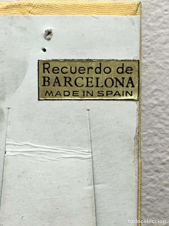 Coleccionismo deportivo: LLAVERO CLUB FÚTBOL BARCELONA ESMALTADO - Foto 4 - 212500100