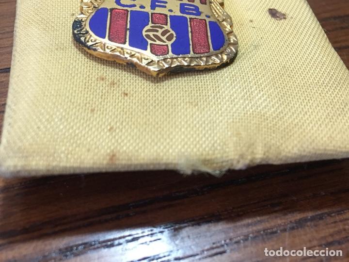 Coleccionismo deportivo: LLAVERO CLUB FÚTBOL BARCELONA ESMALTADO - Foto 8 - 212500100