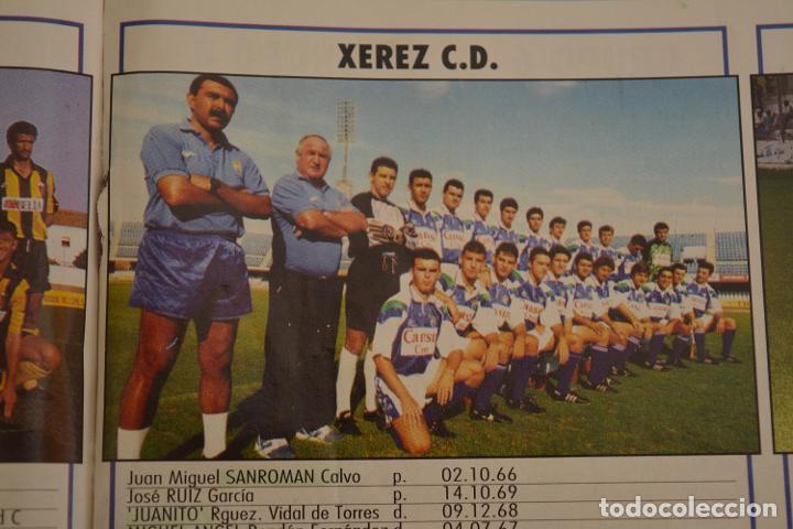 RECORTE DE DON BALON.INICIO TEMPORADA 94-95.RELACIÓN DE JUGADORES Y FOTO DEL XEREX CD (Coleccionismo Deportivo - Material Deportivo - Fútbol)