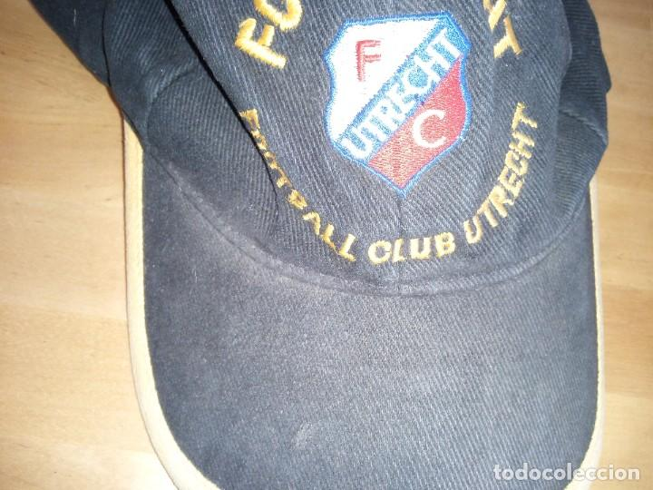 Coleccionismo deportivo: Gorra FC Utrecht Head Cap - Foto 6 - 214705810