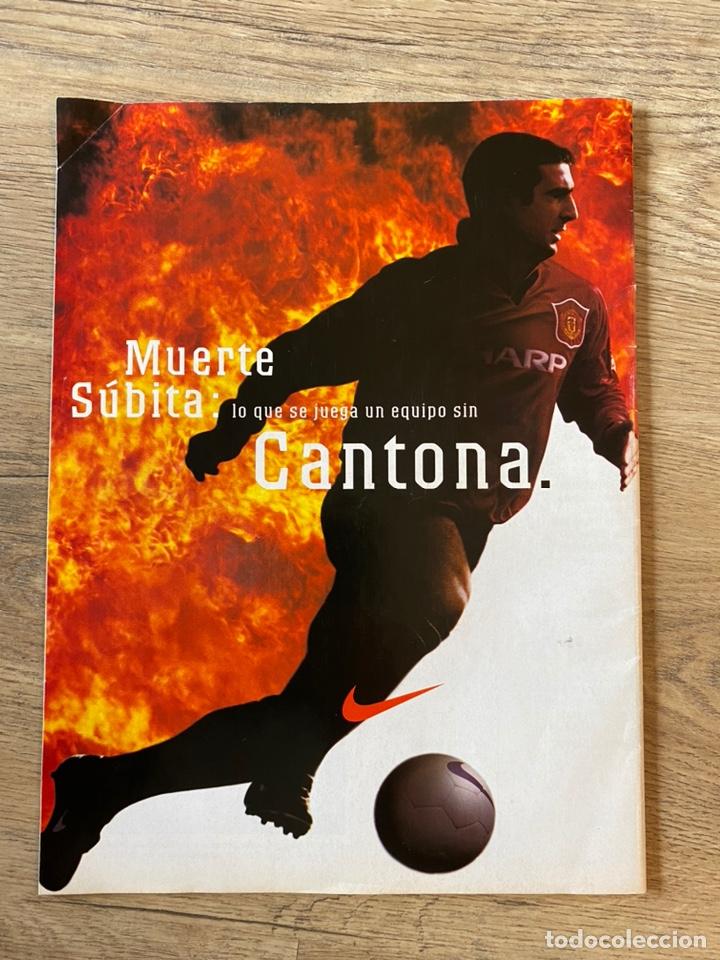 Coleccionismo deportivo: Lote España Eurocopa 1996 Fútbol Colección Balón Adidas Revista Don Balón y Naipes Fournier - Foto 13 - 215710777