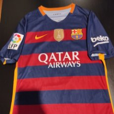 Coleccionismo deportivo: MATCH WORN FC BARCELONA:IVAN RAKITIC. Lote 217478093