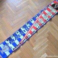 Coleccionismo deportivo: BUFANDA SCARF REAL MADRID - GALATASARAY TROFEO SANTIAGO BERNABEU 2011 SCHAL ECHARPE R. Lote 218034481
