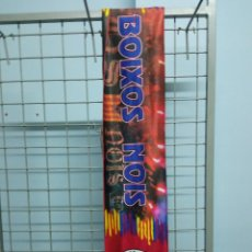 Coleccionismo deportivo: FC BARCELONA BOIXOS NOIS ULTRAS FUTBOL FOOTBALL BUFANDA SCARF. Lote 218072077