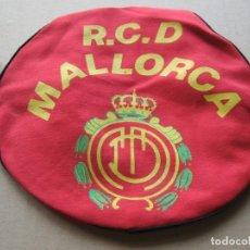 Coleccionismo deportivo: GORRA RCD MALLORCA VISERA ANTIGUA Y NUEVA NEW + SERIGRAFIADA CALIDAD AJUSTABLE CAP MUTZE. Lote 218914980