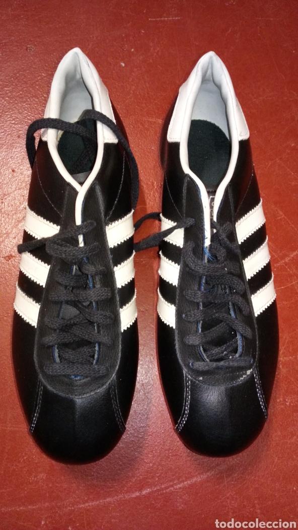 paso articulo Deformación  antiguas botas futbol adidas modelo valencia ta - Comprar Material de  Fútbol Antiguo en todocoleccion - 218982212
