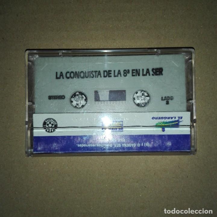 Coleccionismo deportivo: REAL MADRID - OCTAVA CHAMPION - Foto 2 - 220451916