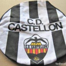 Colecionismo desportivo: GORRA CD CASTELLON VISERA ANTIGUA Y NUEVA NEW + SERIGRAFIADA CALIDAD AJUSTABLE CAP MUTZE R. Lote 236307200