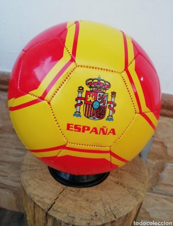 BALON DE FUTBOL DE ESPAÑA (Coleccionismo Deportivo - Material Deportivo - Fútbol)