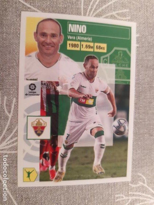 2020 / 2021 20 21 2ª EDICION ELCHE Nº 17 NINO NUEVO DE SOBRE (Coleccionismo Deportivo - Material Deportivo - Fútbol)
