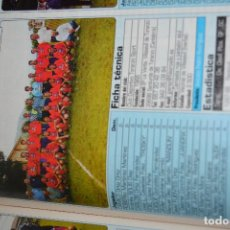 Coleccionismo deportivo: RECORTE DE DON BALON 2002-03.FOTO Y PLANTILLA DEL CD TORANZO SPORT. Lote 222228042