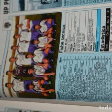 Coleccionismo deportivo: RECORTE DE DON BALON 2002-03.FOTO Y PLANTILLA DEL OLIVENZA CP. Lote 222246477