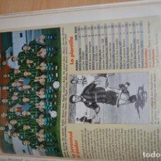 Coleccionismo deportivo: RECORTE DE DON BALON 1996-97.FOTO Y PLANTILLA DEL XEREZ CF. Lote 222248042