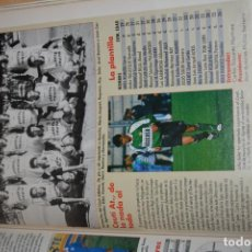 Coleccionismo deportivo: RECORTE DE DON BALON 1996-97.FOTO Y PLANTILLA DEL CEUTI ATL. Lote 222248326