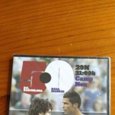 Coleccionismo deportivo: BARCELONA REAL MADRID PRECINTADO. Lote 222655007