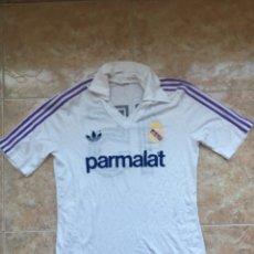 Coleccionismo deportivo: CAMISETA DEL REAL MADRID. MATCH WORN. Lote 222940445
