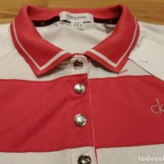 Collectionnisme sportif: CALVIN KLEIN GOLF CAMISETA TIPO POLO (EXCLUSIVA TC) NUEVA. Lote 223046037