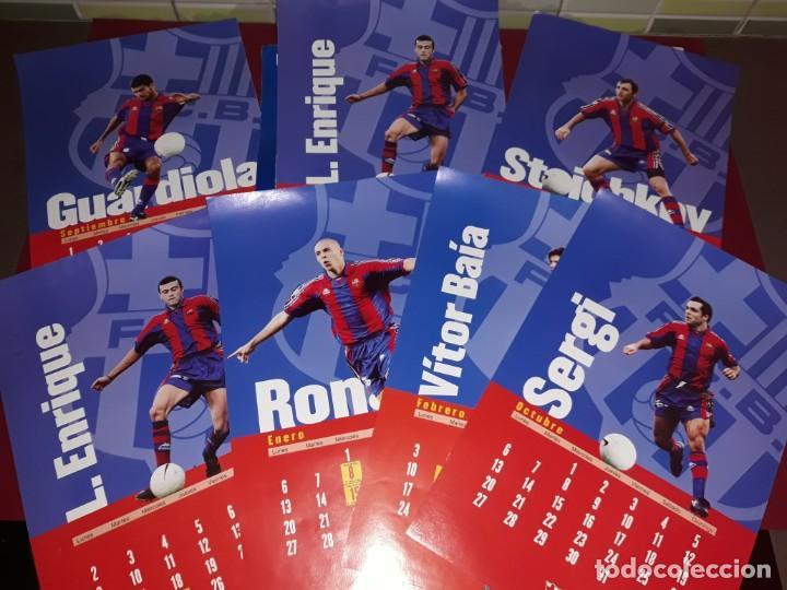 Coleccionismo deportivo: Gran Lote Barça Muy Completo Todo en Buen Estado . - Foto 17 - 223514193