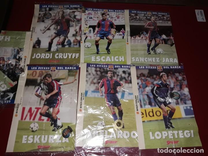Coleccionismo deportivo: Gran Lote Barça Muy Completo Todo en Buen Estado . - Foto 21 - 223514193