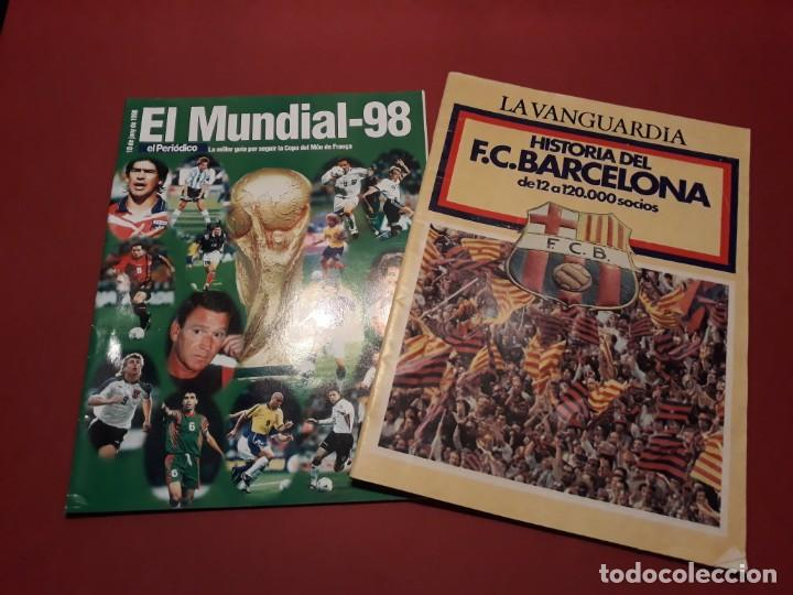 Coleccionismo deportivo: Gran Lote Barça Muy Completo Todo en Buen Estado . - Foto 26 - 223514193