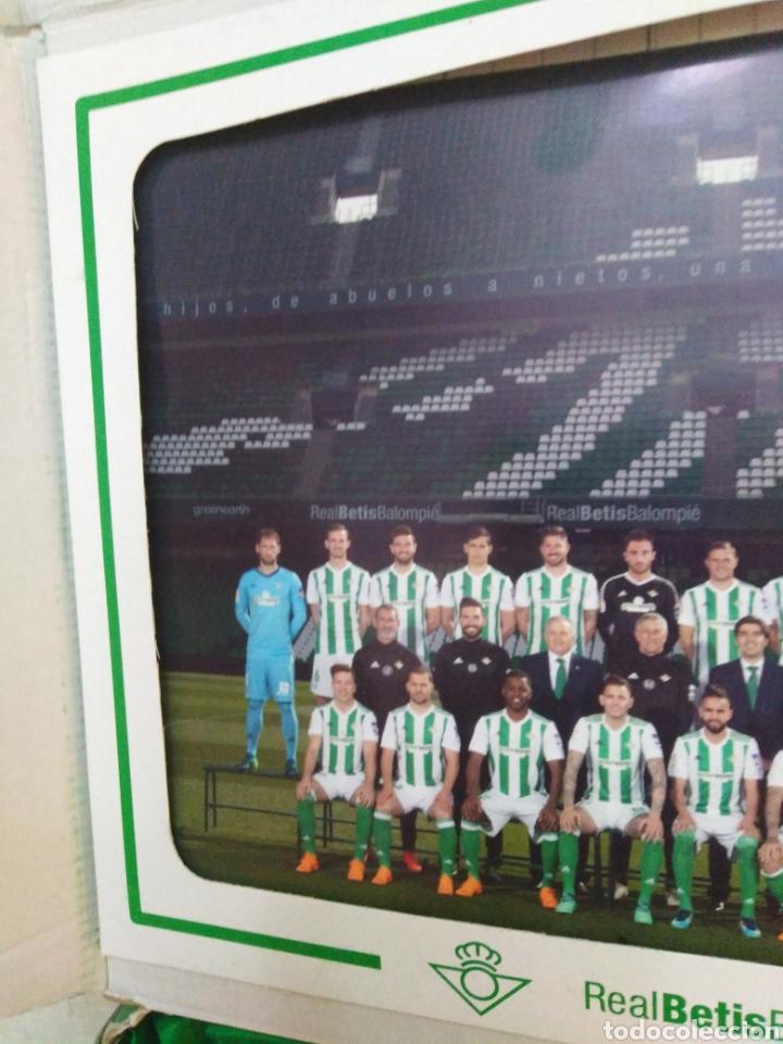 Coleccionismo deportivo: Caja soy betico, Real Betis Balompie ( 90X119 ) - Foto 7 - 223647835