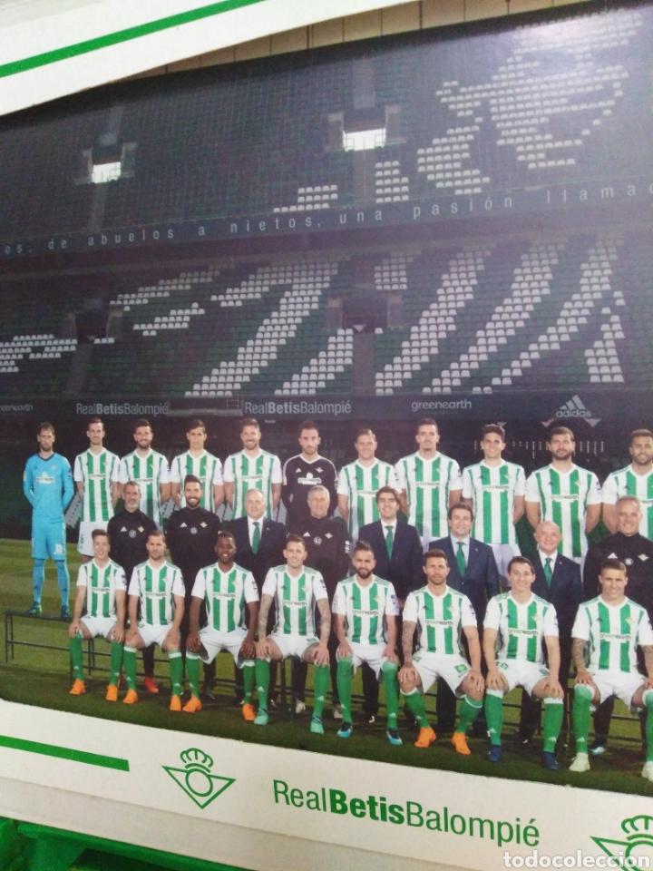 Coleccionismo deportivo: Caja soy betico, Real Betis Balompie ( 90X119 ) - Foto 8 - 223647835