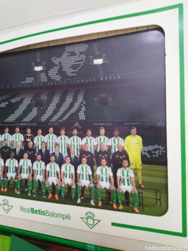 Coleccionismo deportivo: Caja soy betico, Real Betis Balompie ( 90X119 ) - Foto 9 - 223647835