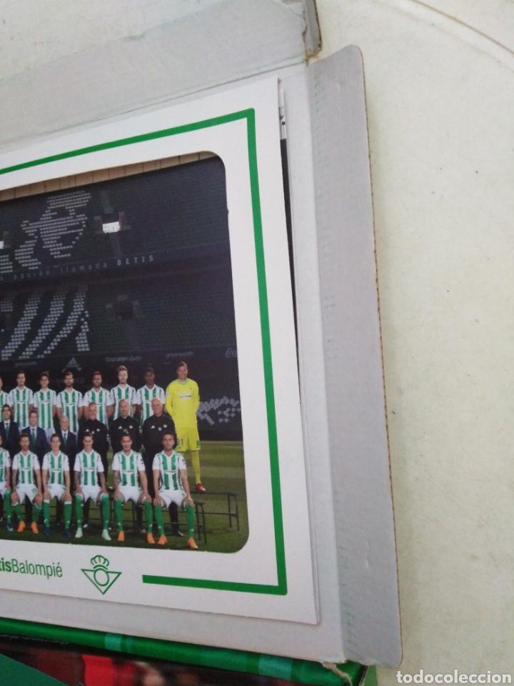 Coleccionismo deportivo: Caja soy betico, Real Betis Balompie ( 90X119 ) - Foto 10 - 223647835