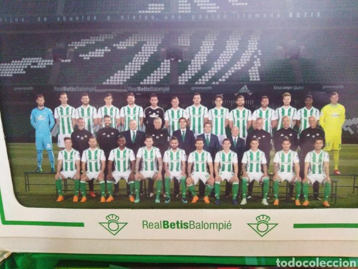 Coleccionismo deportivo: Caja soy betico, Real Betis Balompie ( 90X119 ) - Foto 11 - 223647835