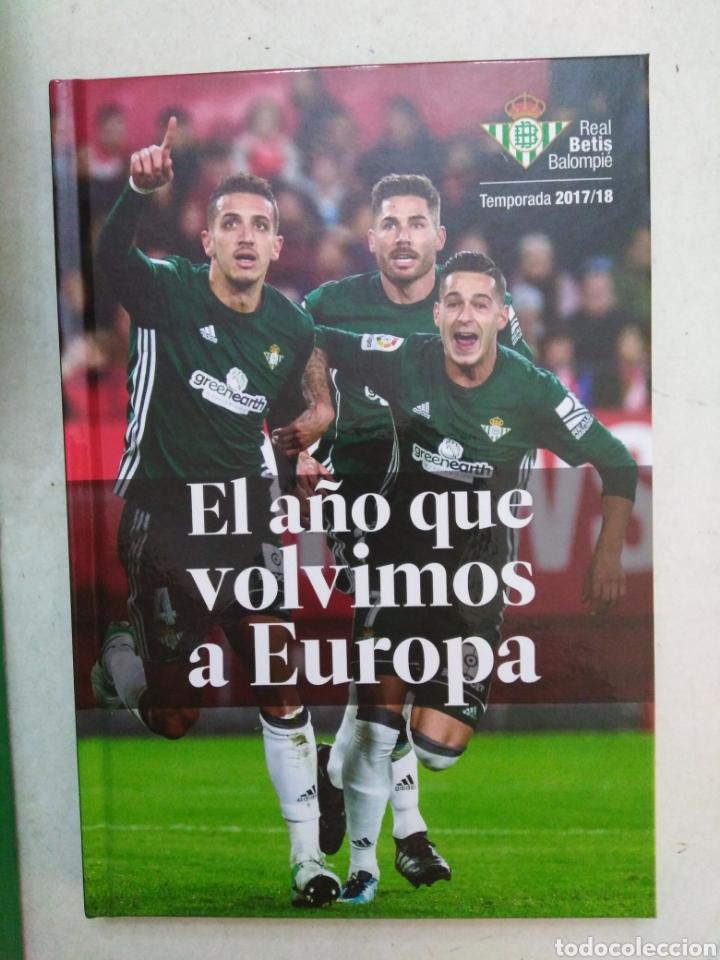 Coleccionismo deportivo: Caja soy betico, Real Betis Balompie ( 90X119 ) - Foto 13 - 223647835